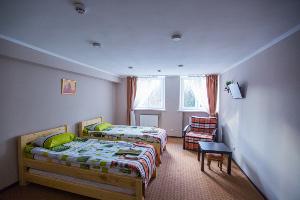 Bazikalo Hostel, Lviv