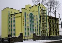 Hotel Helikon, Zapytiv