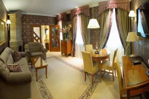 Swiss Hotel, Lviv