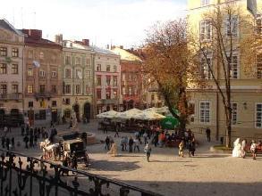 Apartments in Lviv - One room - Rynok Sqr, 18/13B