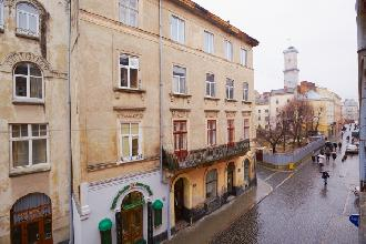 Apartments in Lviv - Two room - Krakivska Str, 15/7