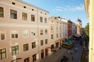 Apartments in Lviv - One room - Krakivska Str, 2