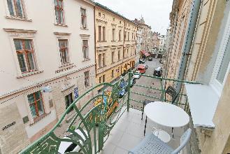 Apartments in Lviv - Two room - Fedorova Str, 12