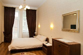 Apartments in Lviv - One room - Furmanska Str, 3