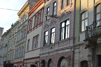 Apartments in Lviv - One room - Rynok Sqr, 39