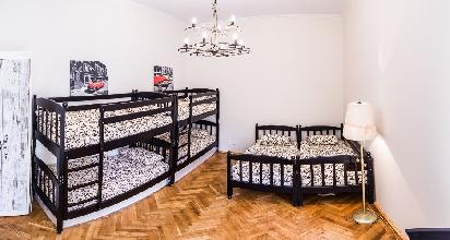 Apartments in Lviv - Three room - Franka Str, 90