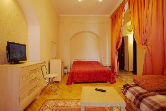 Apartments in Lviv - One room - Vodna Str, 5