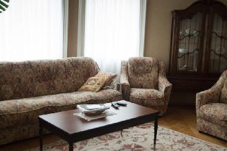 Appartements in Lviv - Zwei Zimmer - Bohomoltsya Str, 3