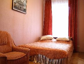 Apartments in Lviv - Three room - Liska Str, 9