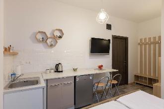 Appartements in Lviv - Ein Zimmer - Tomashivskoho Str, 4