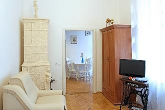 Apartments in Lviv - One room - Vesela Str, 1