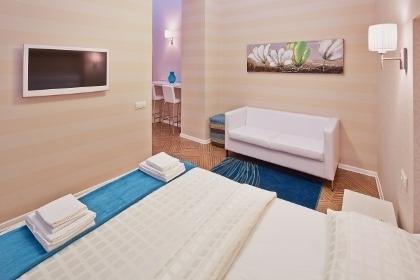 Апартаменти у Львові - Однокімнатні - Друкарська, 4