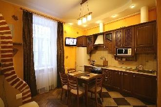Apartments in Lviv - Two room - Kobylianskoyi Str, 14
