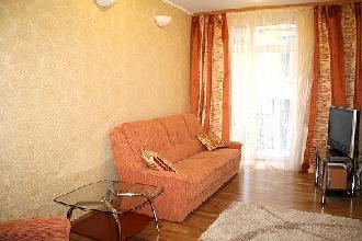 Apartments in Lviv - Two room - Staroyevreyska Str, 11 / 9